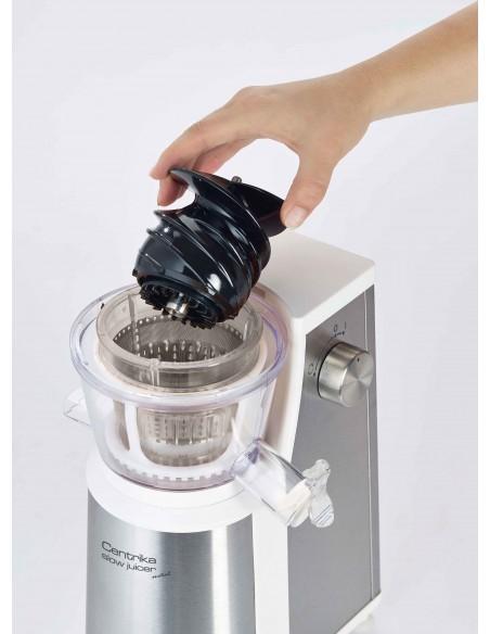 ESTRATTORI DI SUCCO: vendita online Ariete 177 Estrattore di succo Acciaio inossidabile, Bianco 400 W in offerta