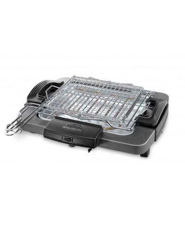 BARBECUE: vendita online DeLonghi BQ 60.X barbecue per l'aperto e bistecchiera 1900 W Grill Elettrico Da tavolo Nero, Grigio ...