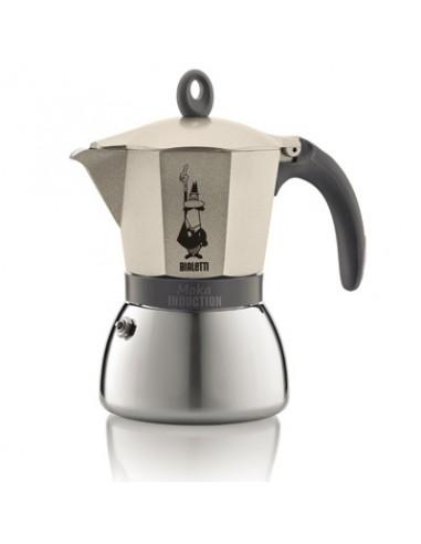 CAFFETTIERE: vendita online Bialetti 4833 Moka Oro, Grigio, Acciaio inossidabile in offerta