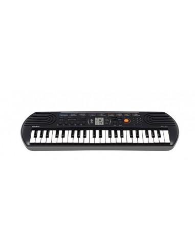 TASTIERE DIGITALI: vendita online Casio SA-77 tastiera MIDI 44 chiavi Nero in offerta