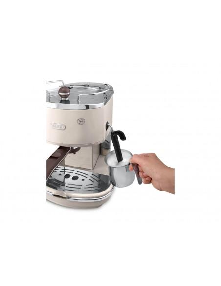 MACCHINE CAFFE' ESPRESSO: vendita online DeLonghi Icona Vintage ECOV 311.BG Macchina per espresso 1,4 L Semi-automatica in of...