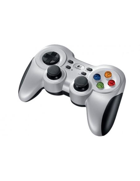 ACCESSORI GIOCHI PC: vendita online Logitech G F710 Gamepad PC RF Nero, Argento in offerta