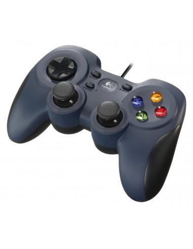 ACCESSORI GIOCHI PC: vendita online Logitech G F310 Nero, Blu, Multicolore USB 1.1 Gamepad Digitale PC in offerta