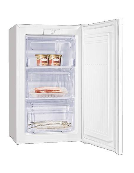CONGELATORI VERTICALI: vendita online Hisense FV85D4BW1 congelatore Libera installazione Verticale Bianco 65 L A+ in offerta