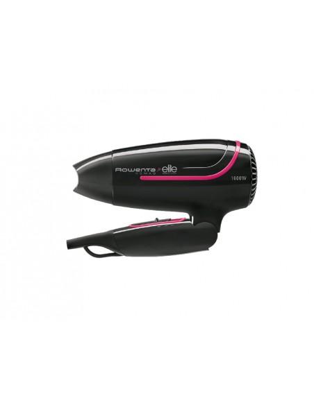 ASCIUGACAPELLI: vendita online Rowenta NOMAD Elite Nero 1600 W in offerta