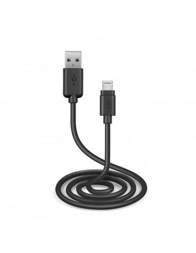 CAVI E ADATTATORI: vendita online SBS Cavo dati e ricarica USB 2.0 - Apple Lightning in offerta
