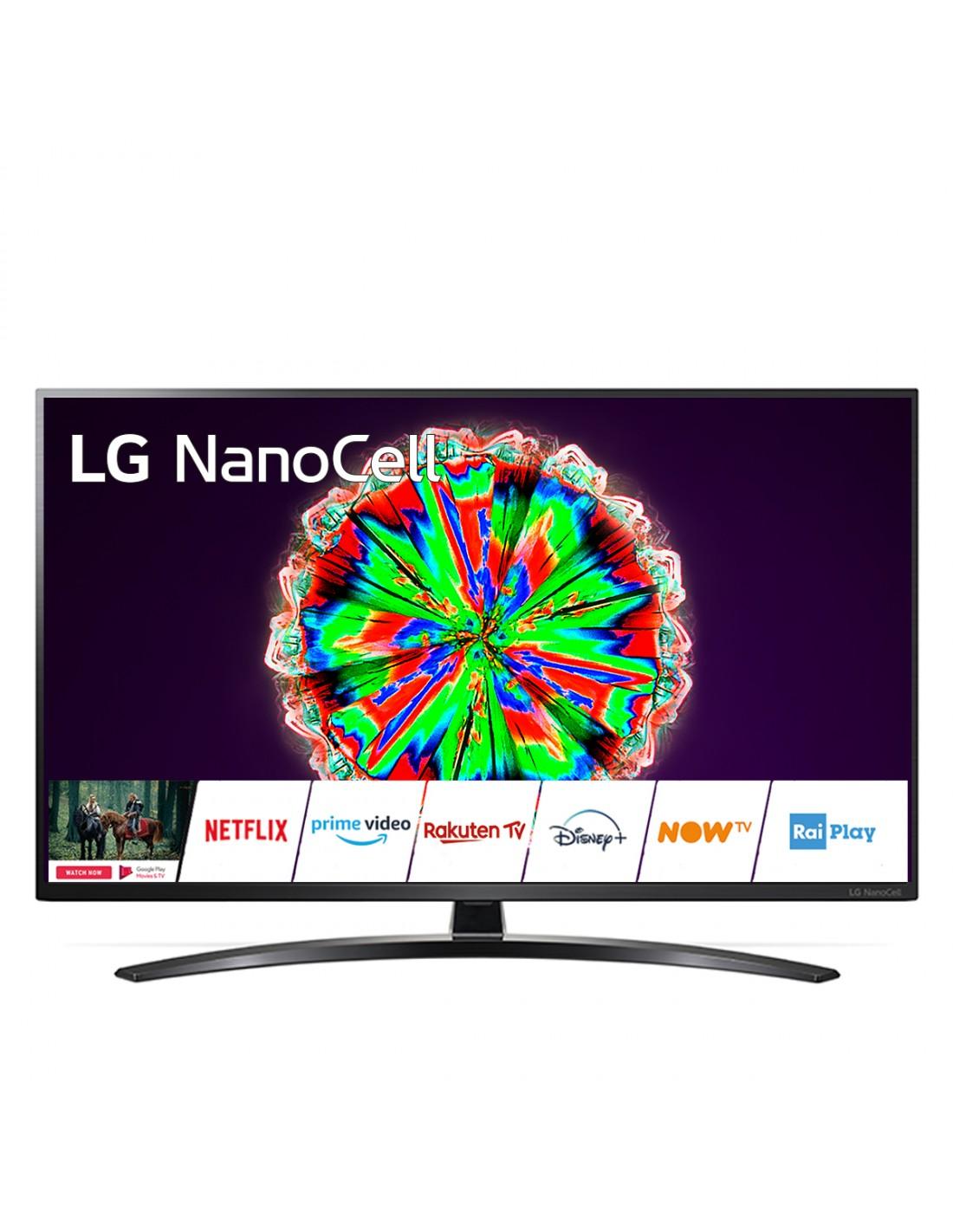 Lg Nanocell 43nano796ne Api Tv 109 2 Cm 43 4k Ultra Hd Smart Tv