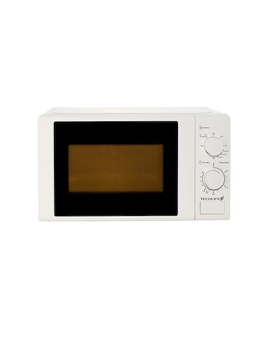 MICROONDE: vendita online TECHLIFE TLMW20W FORNO MICROONDE  20 LITRI WHITE in offerta