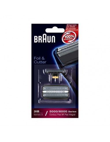 ACCESSORI CURA E BELLEZZA: vendita online Braun Combipack 31B in offerta