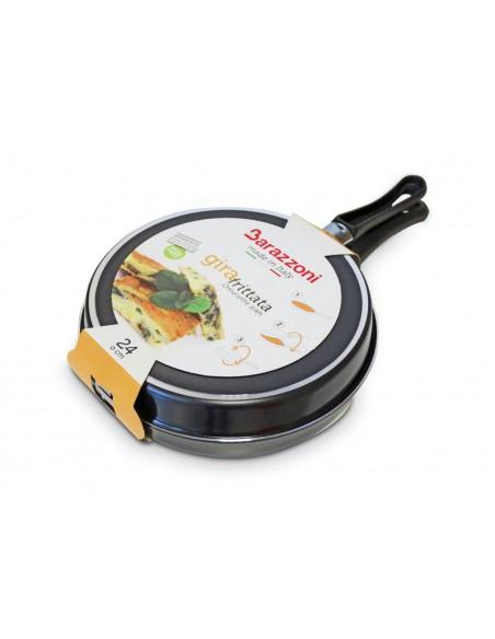 PENTOLE E PADELLE: vendita online Barazzoni 80215642480 padella Rotondo Padella per omelette in offerta