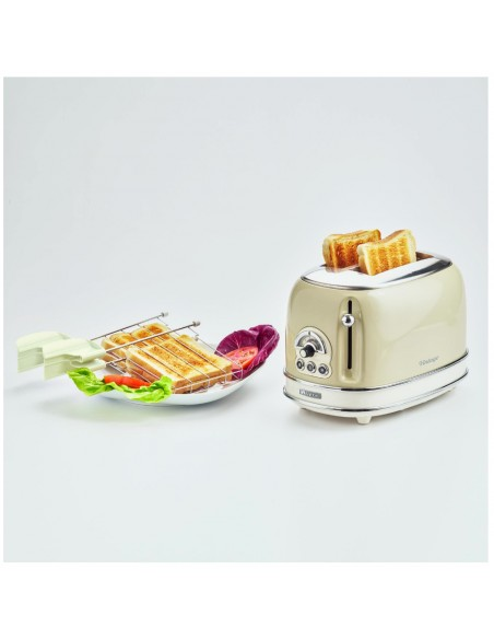 TOSTAPANE: vendita online Ariete 0155 tostapane 2 fetta/e Beige 810 W in offerta