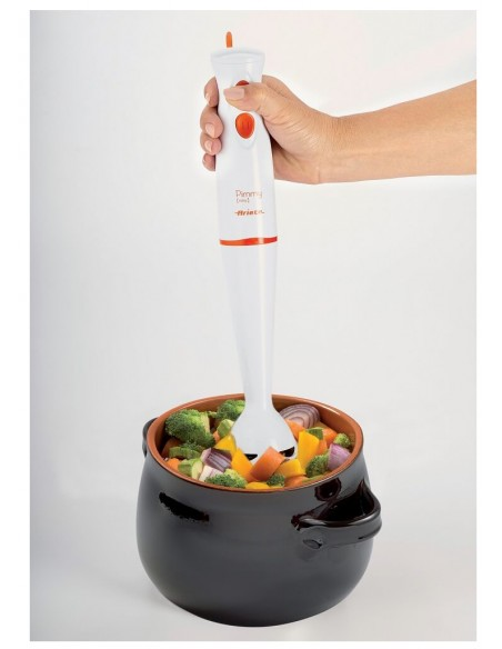 FRULLATORI AD IMMERSIONE: vendita online Ariete 0884 Frullatore ad immersione Arancione, Bianco 350 W in offerta