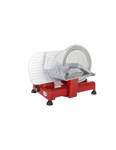 AFFETTATRICI: vendita online RGV Luxor 22 affettatrice Elettrico 120 W Rosso, Argento Alluminio in offerta