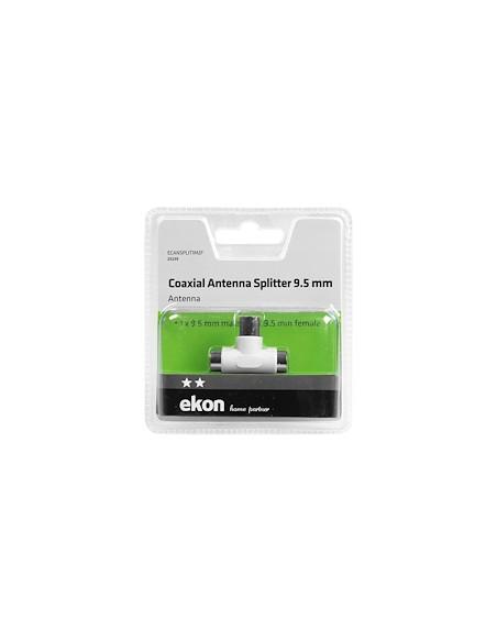 CAVI VIDEO E ANTENNA: vendita online Ekon ECANSPLIT1M2F ripartitore video BNC 2x BNC in offerta