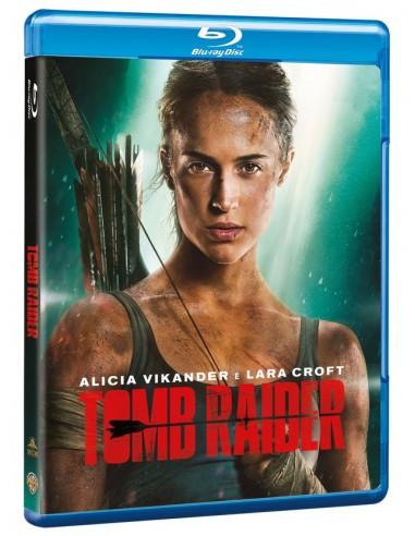FILM: vendita online Warner Bros Tomb Raider Blu-ray 2D Inglese, ITA in offerta