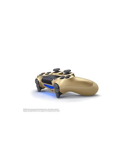 ACCESSORI PS4: vendita online SONY PS4 JOYPAD WIRELESS DUALSHOCK GOLD in offerta