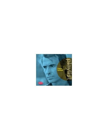MUSICA: vendita online Warner Music Franco Califano - Playlist. Franco Califano Pop CD in offerta