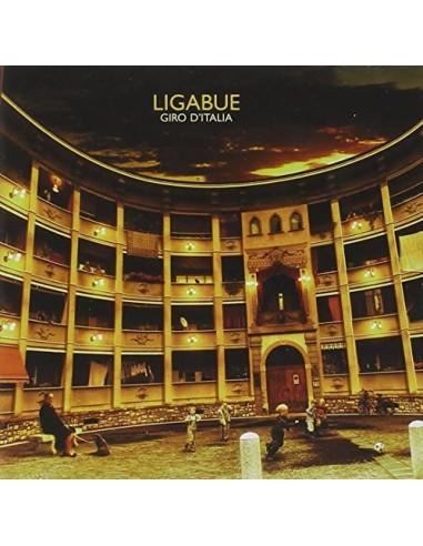 MUSICA: vendita online Warner Music Ligabue - Giro D'italia CD Rock in offerta