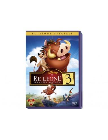 FILM: vendita online Walt Disney Pictures Il Re Leone 3: Hakuna Matata DVD 2D Croato, Inglese, ESP, ITA in offerta