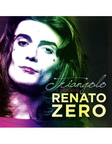 MUSICA: vendita online Sony Music Renato Zero - Triangolo. Il meglio di Pop rock CD in offerta