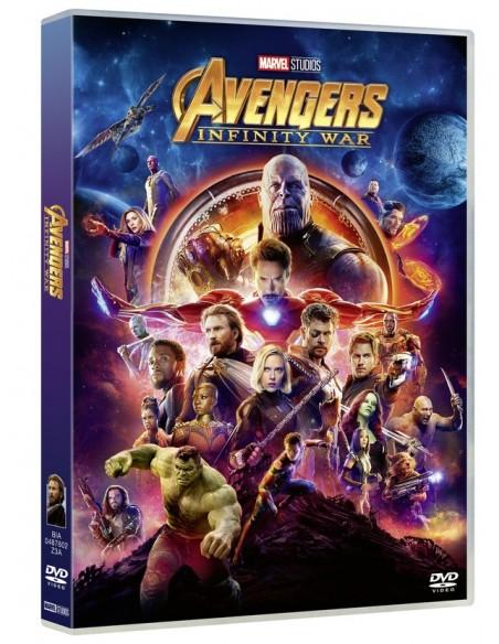 FILM: vendita online Walt Disney Pictures Avengers: Infinity War DVD 2D Inglese, ESP, IRA in offerta