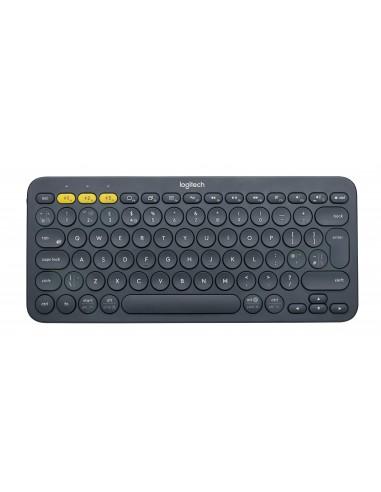 TASTIERE E MOUSE: vendita online Logitech K380 tastiera Bluetooth QWERTY Italiano Grigio in offerta