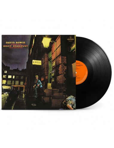 MUSICA: vendita online PLG Music David Bowie - The Rise and Fall of Ziggy Stardust and the Spiders from Mars (Remastered) Pop...