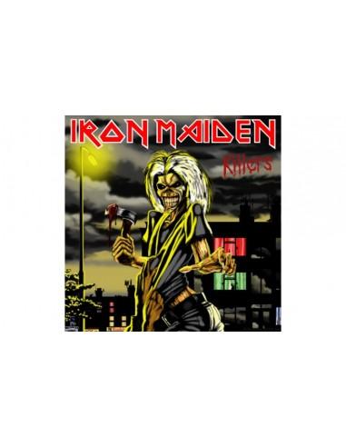 MUSICA: vendita online PLG Music Iron Maiden - Killers Metallo Vinile in offerta