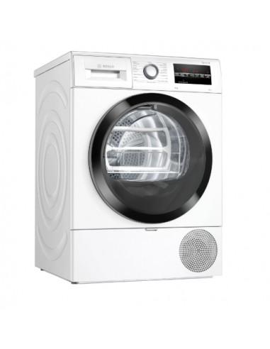 ASCIUGATRICI: vendita online Bosch Serie 6 WTR87TW8IT asciugatrice Libera installazione Caricamento frontale 8 kg A+++ Bianco...