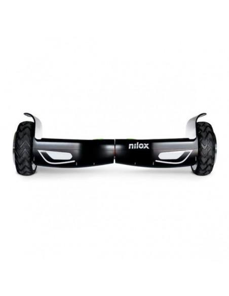 HOVERBOARD: vendita online Nilox 30NXBK65NWN01 hoverboard 10 km/h Nero, Verde 4300 mAh in offerta