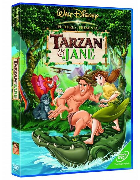 FILM: vendita online Walt Disney Pictures Tarzan & Jane in offerta