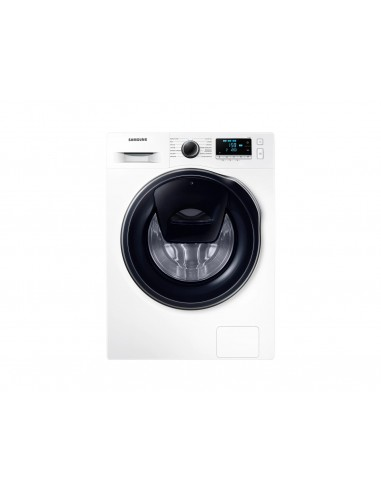 LAVATRICI SLIM: vendita online Samsung WW8NK62E0RW lavatrice Caricamento frontale 8 kg 1200 Giri/min C Bianco in offerta
