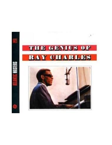 MUSICA: vendita online THE GENIUS OF RAY CHARLES - RAY CAHRLES in offerta