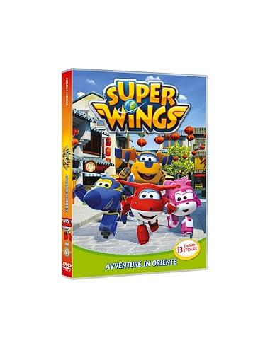 FILM: vendita online Koch Media Super Wings. Vol. 2. Avventure in Oriente in offerta