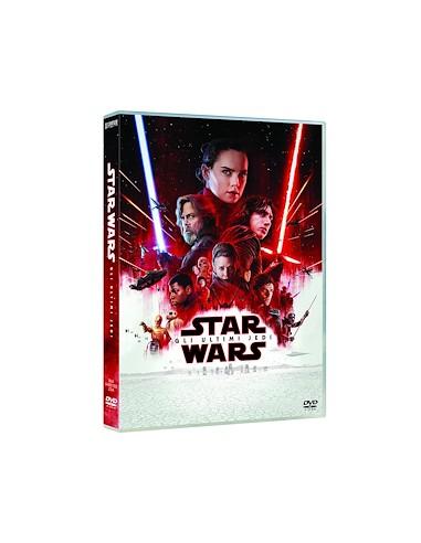 FILM: vendita online Disney Star Wars: Episode VIII - The Last Jedi DVD Inglese, ITA, Polacco in offerta