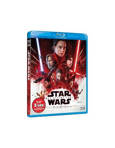FILM: vendita online STAR WARS - GLI ULTIMI JEDI BLURAY in offerta