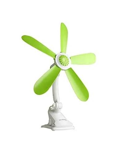 VENTILATORI: vendita online DCG Eltronic VE1542 ventilatore Verde, Bianco in offerta