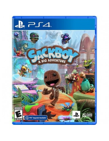 GIOCHI PS4: vendita online Sony Sackboy: A Big Adventure, PS4 Basic Inglese, ITA PlayStation 4 in offerta