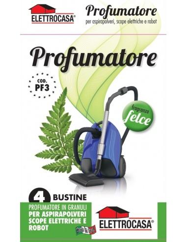 ACCESSORI PULIZIA CASA: vendita online Elettrocasa PF3 accessorio e ricambio per aspirapolvere Aspiratore a cilindro Deodoran...