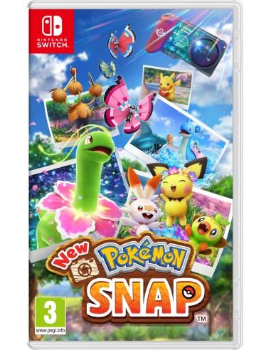 GIOCHI SWITCH: vendita online Nintendo New Pokemon Snap Basic Cinese semplificato, Cinese tradizionale, Tedesca, Inglese, ESP...
