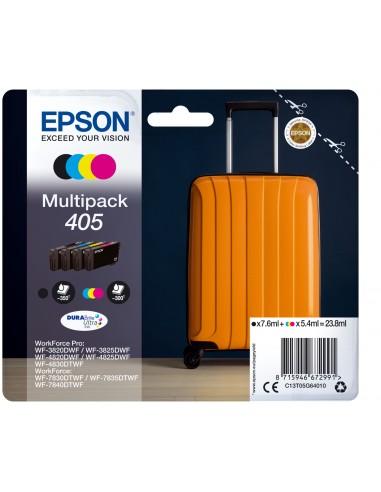 CARTUCCE E TONER: vendita online Epson Multipack 4-colours 405 DURABrite Ultra Ink in offerta