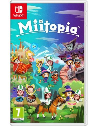 GIOCHI SWITCH: vendita online Nintendo Miitopia Basic Inglese, ITA Nintendo Switch in offerta