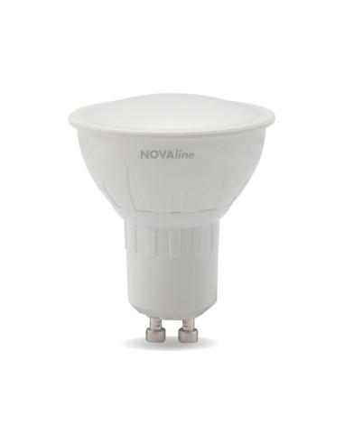 ILLUMINAZIONE: vendita online NOVA LINE LD5010C Lampadina a risparmio energetico 7 W GU10 in offerta