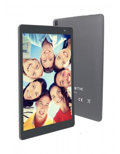 """TABLET: vendita online New Majestic TAB 814 32 GB 20,3 cm (8"""") Allwinner 3 GB Wi-Fi 4 (802.11n) Android 10 Grigio in offerta"""
